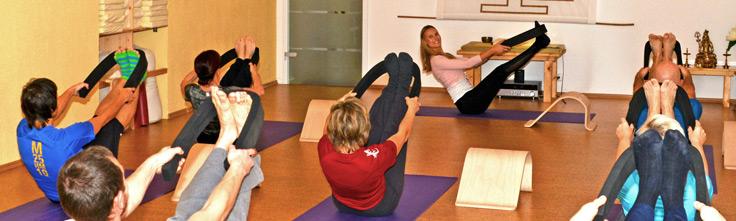 Livetrue Yoga Kurse