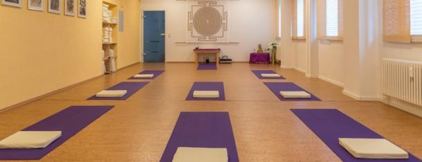 Namaste Yoga Studio Erfurt
